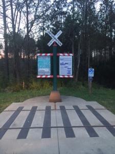 Pomaria Sign
